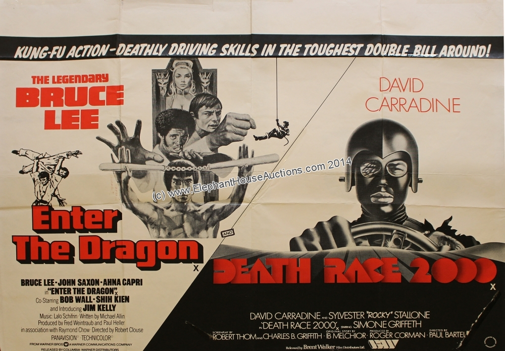 Death race 2000 frankenstein